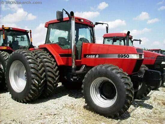 CASE IH 8950 MAGNUM FWD | Tractors / combines | Pinterest