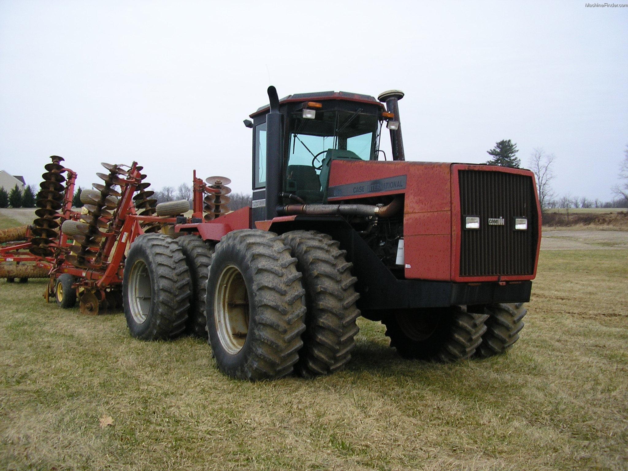 1990 Case IH 9170 Tractors - Articulated 4WD - John Deere ...