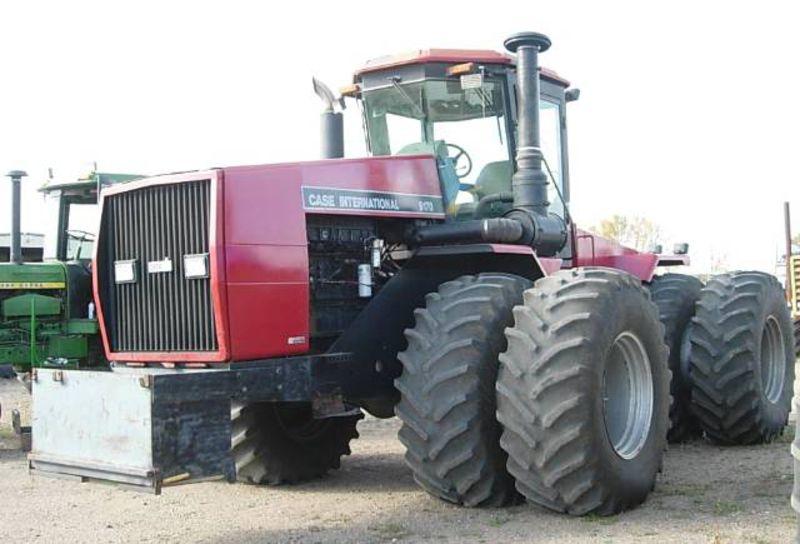 1989 Case IH 9170 Tractors for Sale | Fastline