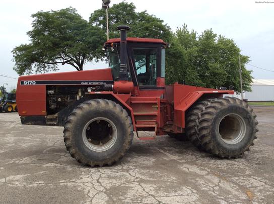 1987 Case IH 9170 Tractors - Articulated 4WD - John Deere ...