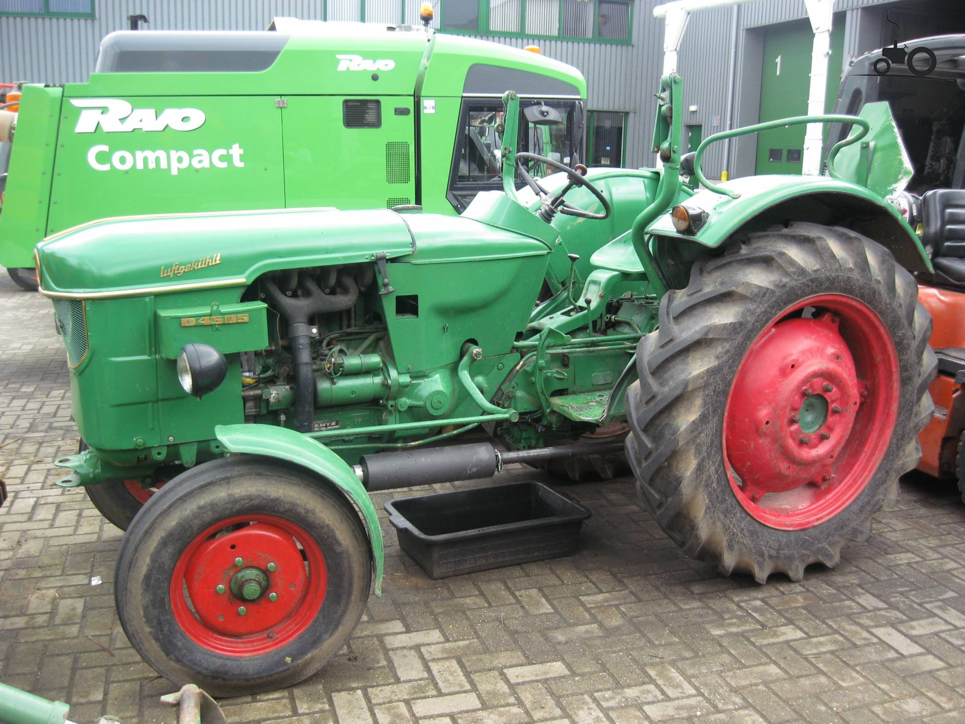 Deutz D4505 Specs and data - Everything about the Deutz D4505