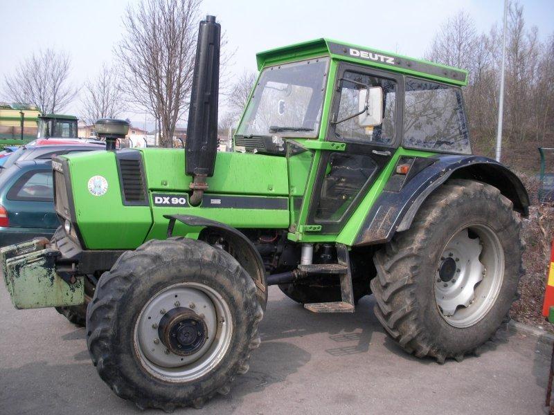 Tractor Deutz-Fahr DX 90 - BayWaBörse - sold