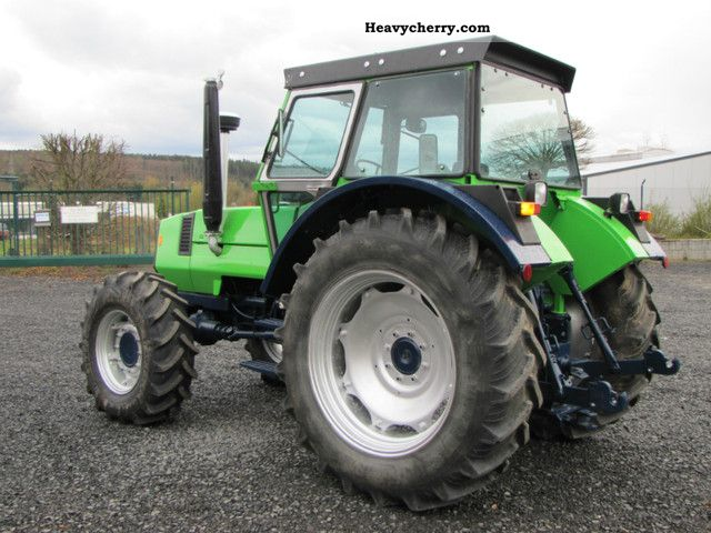 1979 Deutz-Fahr DX 90 TO Agricultural vehicle Tractor photo 4