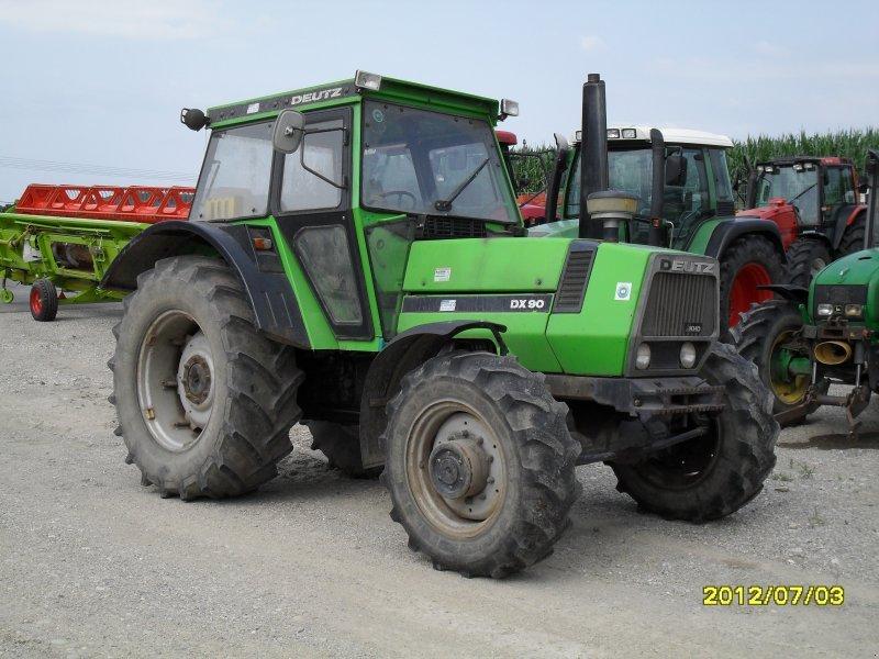 Tractor Deutz-Fahr DX 90 A - ClaasBoerseSued - sold