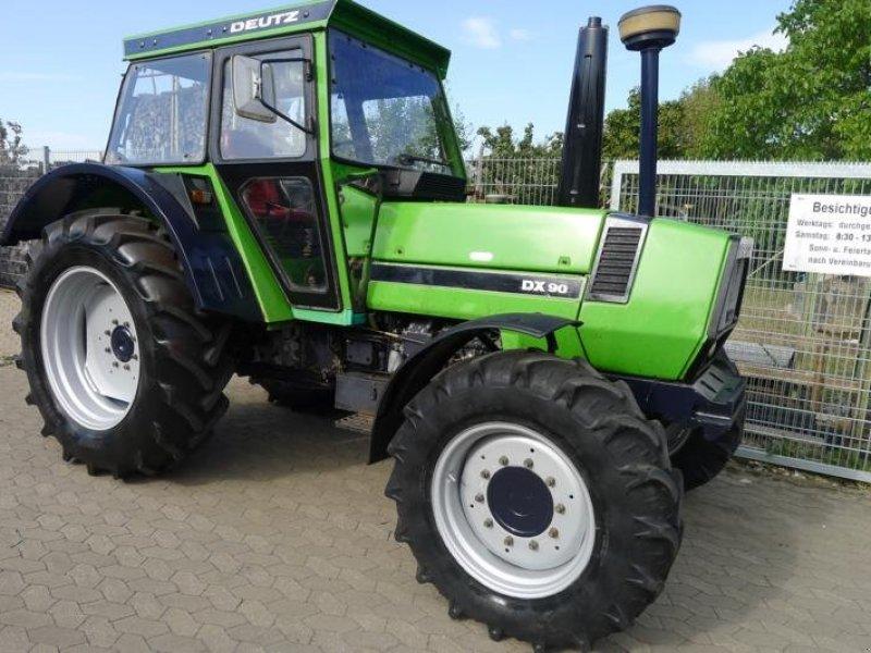 Deutz-Fahr DX 90 Allrad Traktor - technikboerse.com