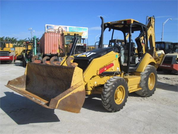 Caterpillar 416E for sale, Year: 2011 | Used Caterpillar 416E backhoe ...