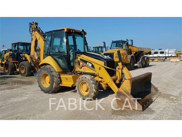 Caterpillar 416E for sale Fenton, MO Price: $32,000, Year: 2006 | Used ...