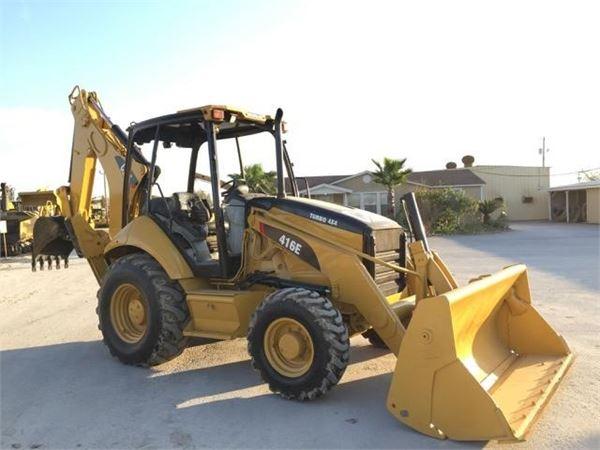 Caterpillar 416E for sale Alamo, Texas Price: $45,000, Year: 2008 ...