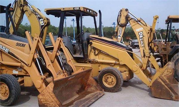 Caterpillar 420D for sale Atlanta Truck Equipment Co., Inc., Year ...