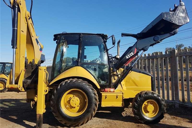 Caterpillar 422E Backhoe loader machinery for sale in Gauteng on Truck ...