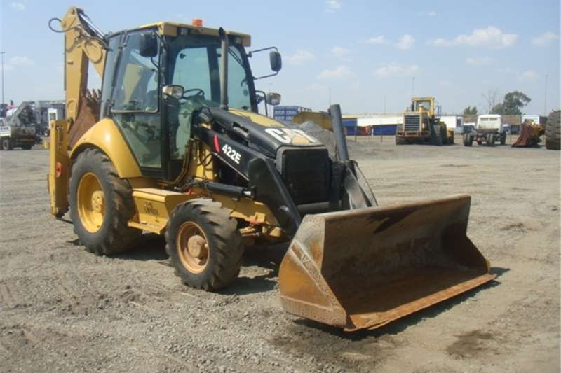 Caterpillar 422E TLBs machinery for sale in Gauteng on Truck & Trailer