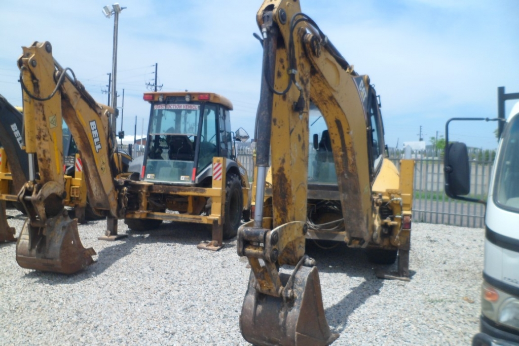 Caterpillar 422E 4x2 TLB for sale. Reference: 741 from Clear List