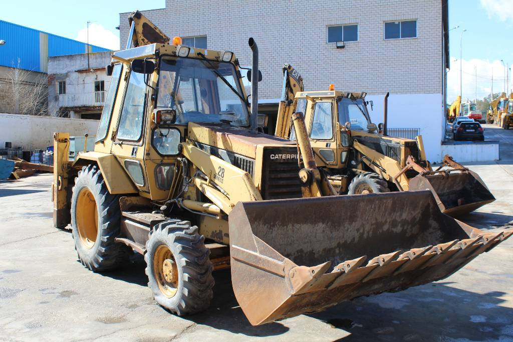 Used Caterpillar 428 II backhoe loaders Year: 1992 Price: $13,435 for ...