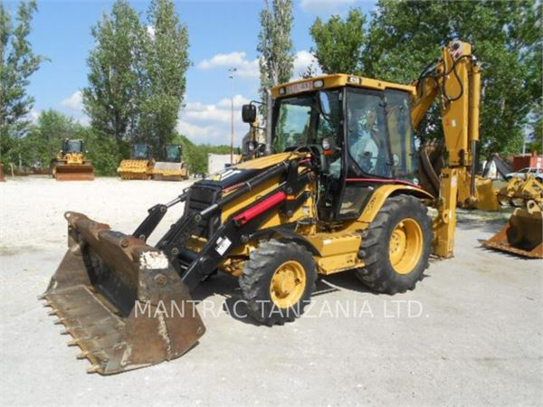 Caterpillar 428D for sale - Year: 2005 | Used Caterpillar 428D backhoe ...