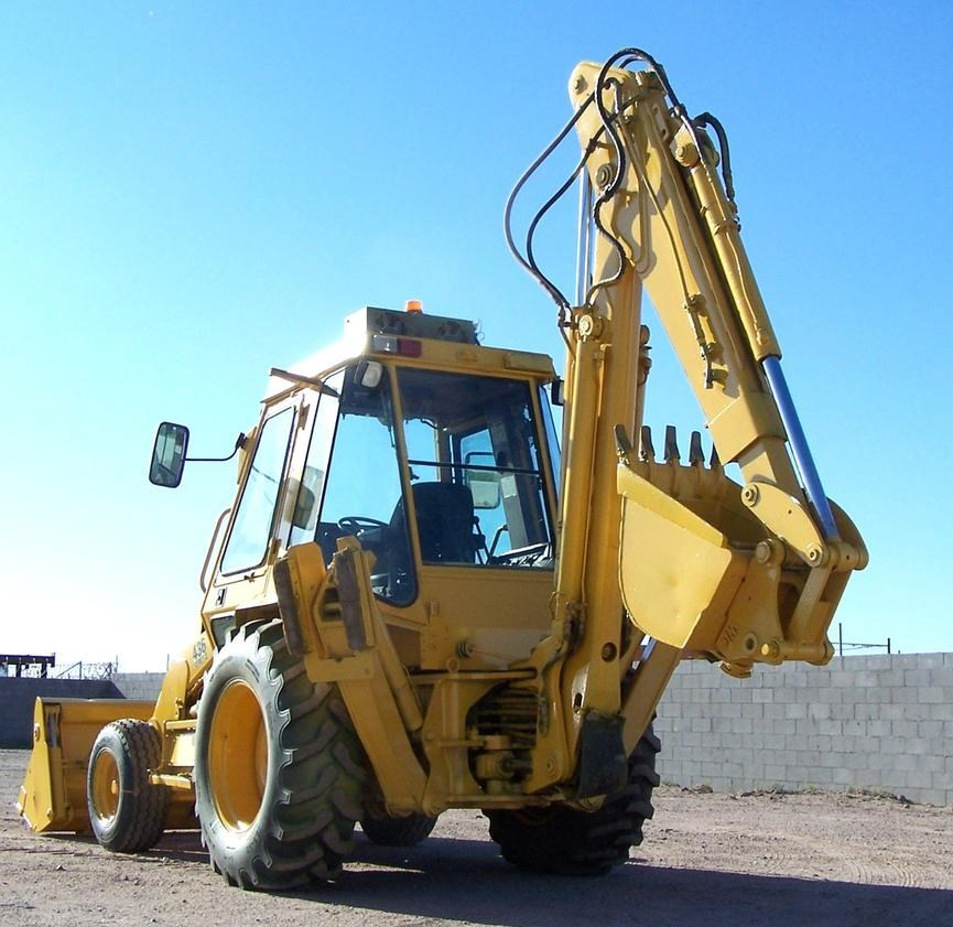 ... Industrial Machinery For Sale - 1990 Caterpillar 436 Series 2 Backhoe