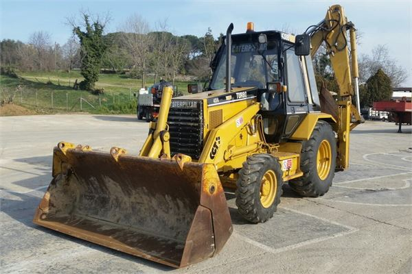Used Caterpillar 438B other Year: 1995 for sale - Mascus USA
