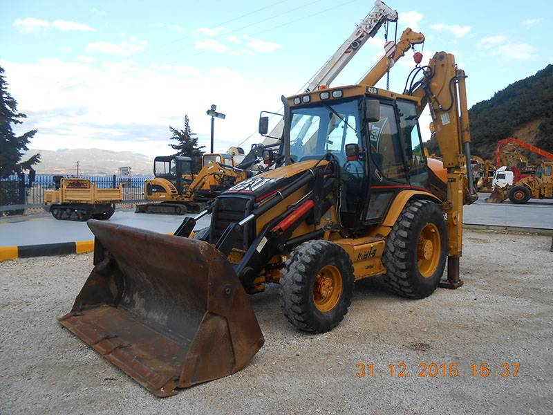 Caterpillar 438D AWS - Backhoe loaders, Price: £21,512, Year of ...