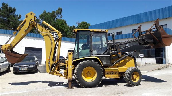 438D for sale - Price: $22,428, Year: 2001 | Used Caterpillar 438D ...