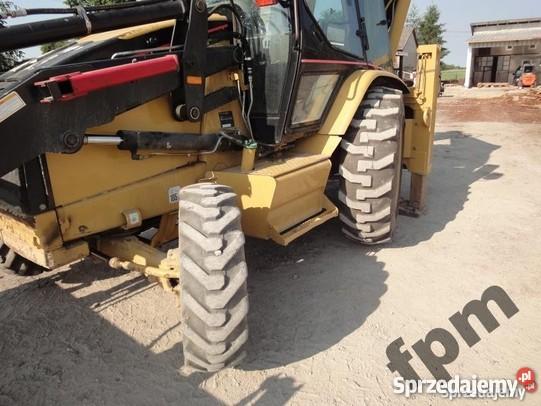 Caterpillar 438D CAT 438D CAT 4x4x4 428 432 - Sprzedajemy.pl
