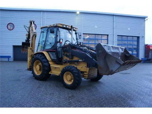 Caterpillar 442D digger/loader combination for sale - Price: $26,530 ...